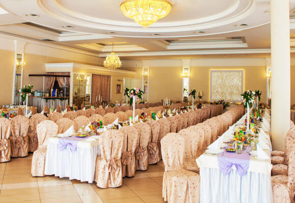 Ball-rooms